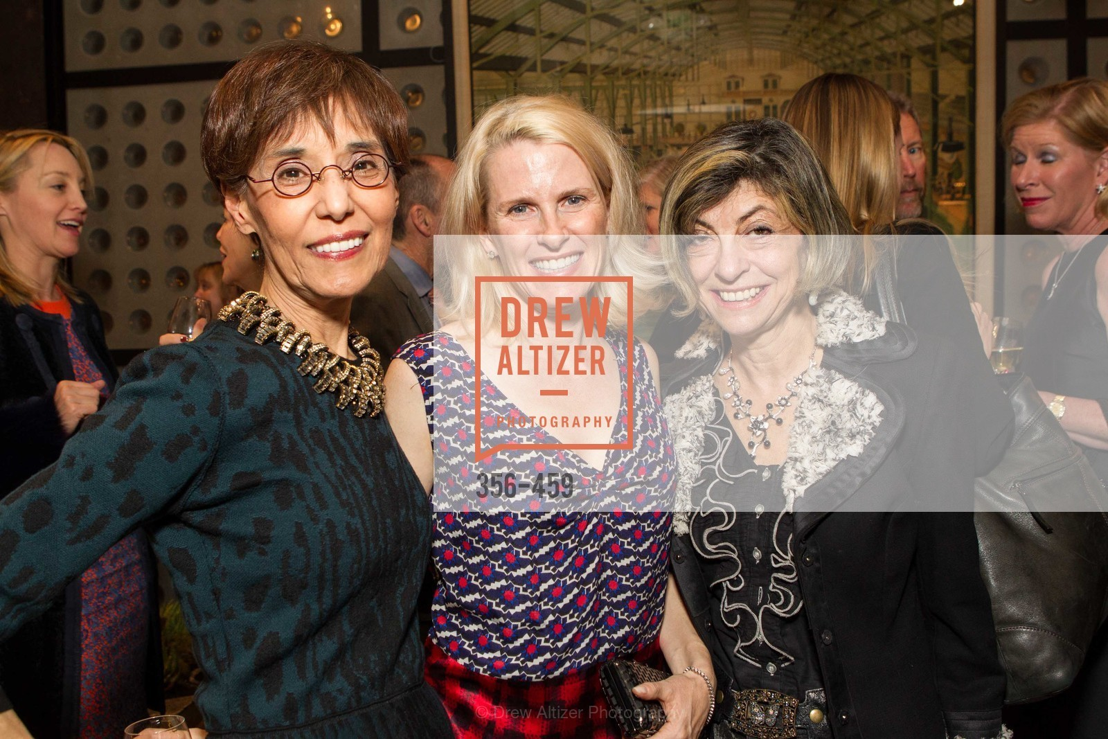Beatrce Wood, Marie Hurabiell, Ludmila Eggleton, 2014 SAN FRANCISCO BALLET OPENING NIGHT GALA Patron and Sponsor Reception, US. US, January 14th, 2014,Drew Altizer, Drew Altizer Photography, full-service agency, private events, San Francisco photographer, photographer california
