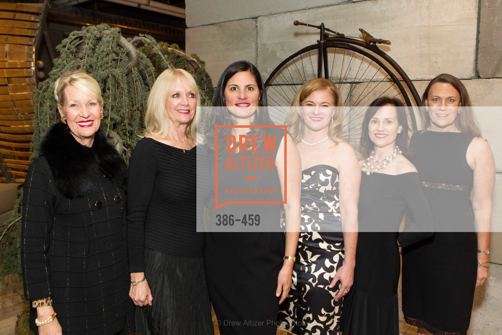 Joan Gillette, Grace SorgGrace Sorg, Kris Anthony, Renee Rodman, V'Anne Singleton, Carla Wytmar, 2014 SAN FRANCISCO BALLET OPENING NIGHT GALA Patron and Sponsor Reception, US. US, January 14th, 2014,Drew Altizer, Drew Altizer Photography, full-service agency, private events, San Francisco photographer, photographer california