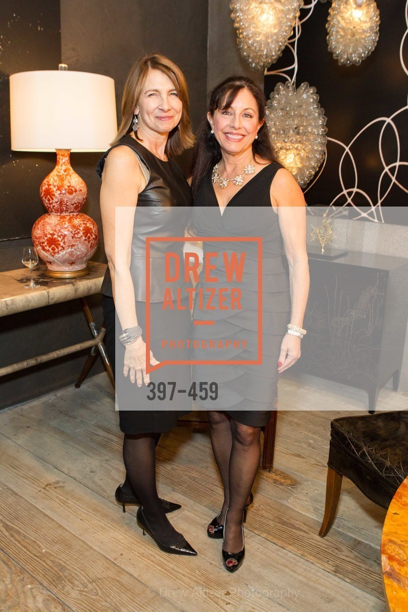 Carol Louie, Donna Bachle, 2014 SAN FRANCISCO BALLET OPENING NIGHT GALA Patron and Sponsor Reception, US. US, January 14th, 2014,Drew Altizer, Drew Altizer Photography, full-service agency, private events, San Francisco photographer, photographer california