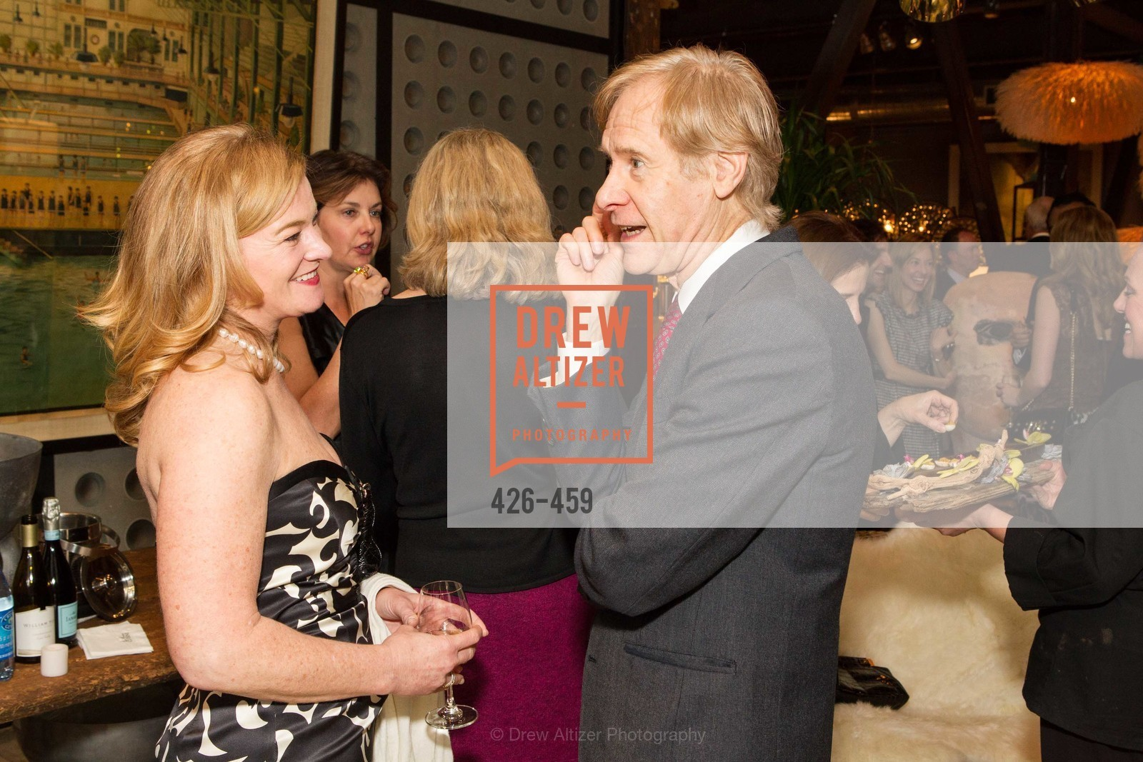 Renee Rodman, John Kerns, 2014 SAN FRANCISCO BALLET OPENING NIGHT GALA Patron and Sponsor Reception, US. US, January 14th, 2014,Drew Altizer, Drew Altizer Photography, full-service agency, private events, San Francisco photographer, photographer california
