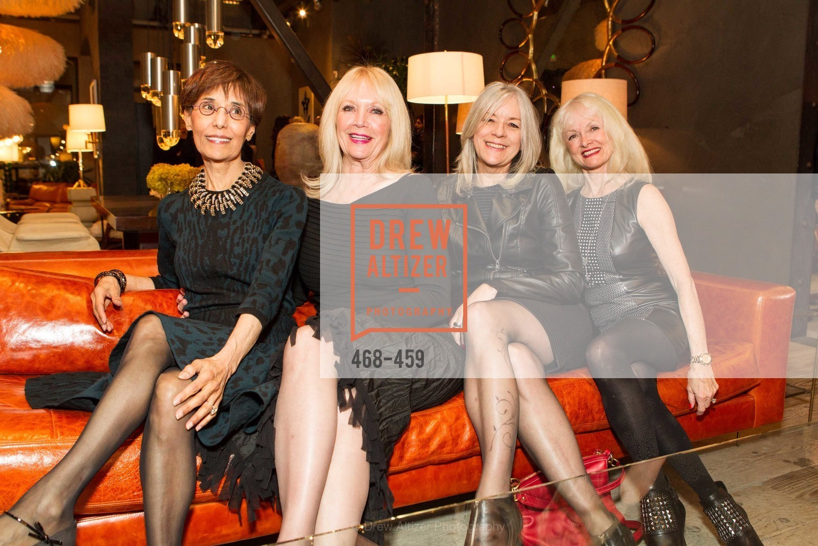Beatrice Wood, Grace Sorg, Christy Lopez, Andrea Espina, 2014 SAN FRANCISCO BALLET OPENING NIGHT GALA Patron and Sponsor Reception, US. US, January 14th, 2014,Drew Altizer, Drew Altizer Photography, full-service agency, private events, San Francisco photographer, photographer california