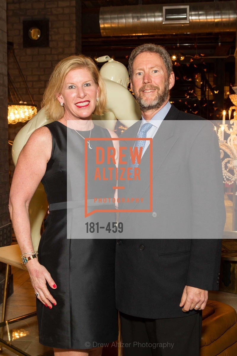 Jennifer Brandenburg, Bill Brandenburg, 2014 SAN FRANCISCO BALLET OPENING NIGHT GALA Patron and Sponsor Reception, US. US, January 14th, 2014,Drew Altizer, Drew Altizer Photography, full-service agency, private events, San Francisco photographer, photographer california