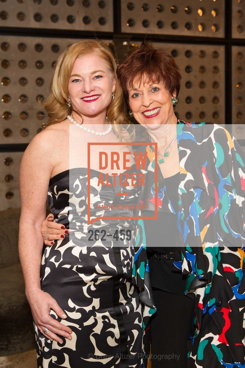 Renee Rodman, Suzanne Thornton, 2014 SAN FRANCISCO BALLET OPENING NIGHT GALA Patron and Sponsor Reception, US. US, January 14th, 2014,Drew Altizer, Drew Altizer Photography, full-service agency, private events, San Francisco photographer, photographer california