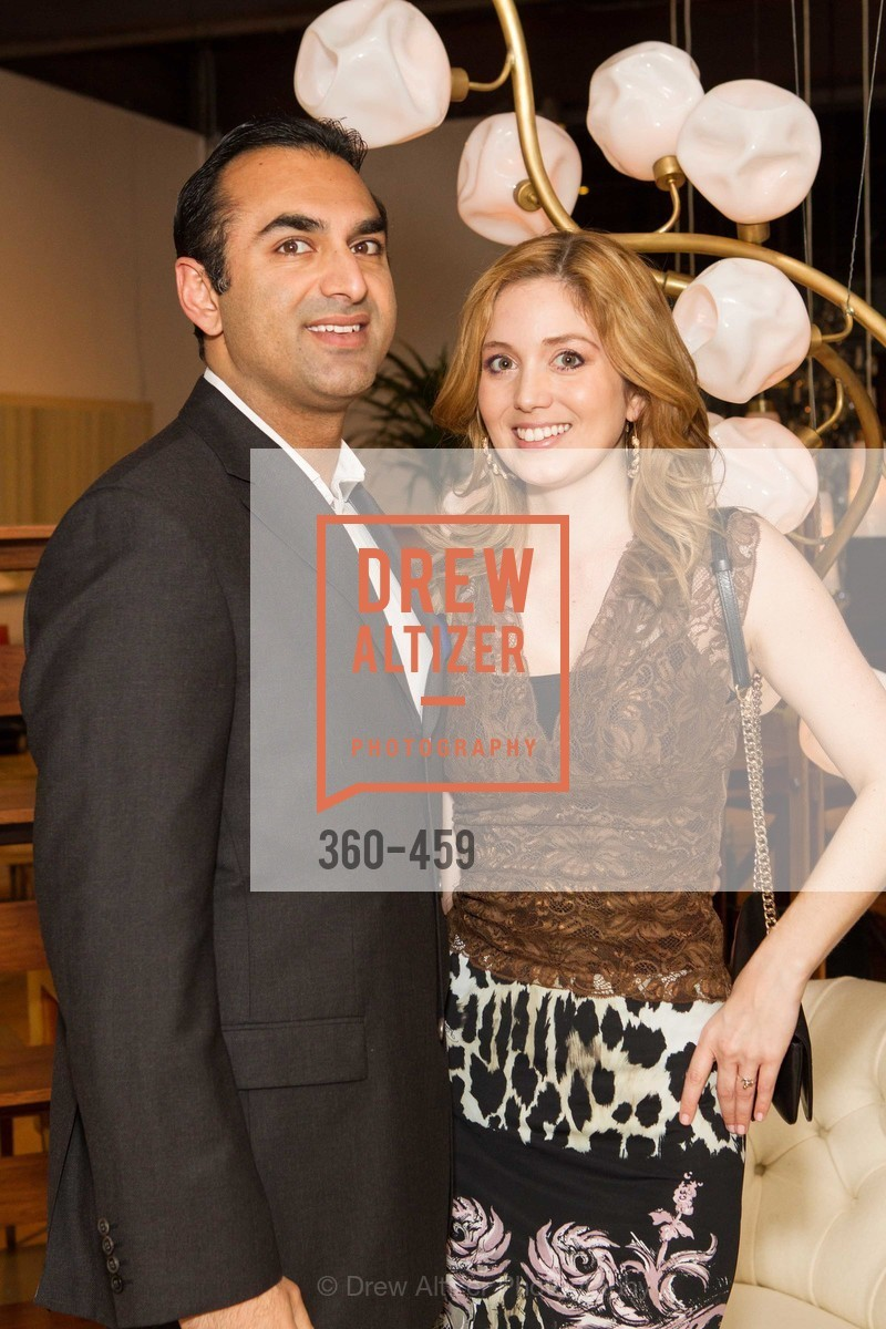 Sean Madnani, Sarah Holland, 2014 SAN FRANCISCO BALLET OPENING NIGHT GALA Patron and Sponsor Reception, US. US, January 14th, 2014,Drew Altizer, Drew Altizer Photography, full-service agency, private events, San Francisco photographer, photographer california
