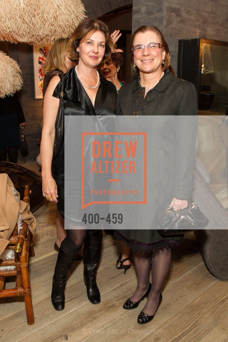 Patricia Wyrod, Carolyn Koenig, 2014 SAN FRANCISCO BALLET OPENING NIGHT GALA Patron and Sponsor Reception, US. US, January 14th, 2014,Drew Altizer, Drew Altizer Photography, full-service event agency, private events, San Francisco photographer, photographer California
