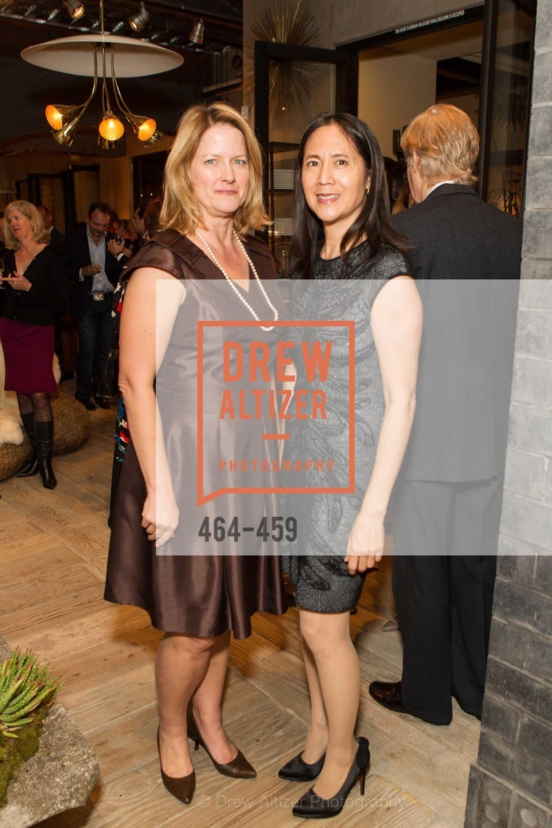 Ann Baer, Lydia Bartlett, 2014 SAN FRANCISCO BALLET OPENING NIGHT GALA Patron and Sponsor Reception, US. US, January 14th, 2014,Drew Altizer, Drew Altizer Photography, full-service event agency, private events, San Francisco photographer, photographer California