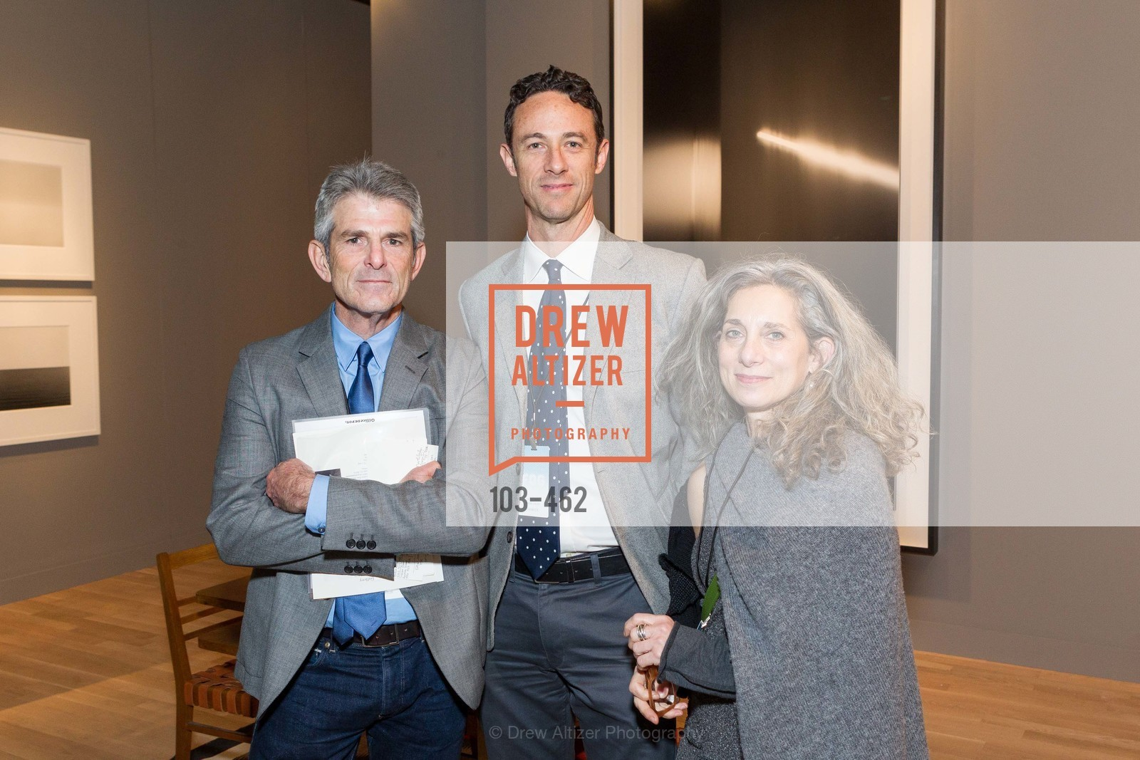 Jeffrey Fraenkel, Darius Himes, Frish Brandt, FOG Design + Art Designers Forum Preview, US. Fort Mason Festival Pavilion, January 15th, 2014,Drew Altizer, Drew Altizer Photography, full-service agency, private events, San Francisco photographer, photographer california