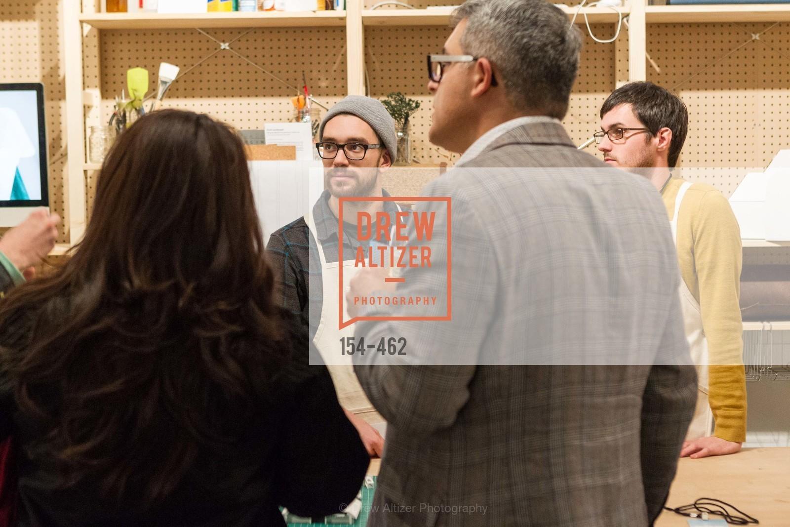 Blake Stevenson, FOG Design + Art Designers Forum Preview, US. Fort Mason Festival Pavilion, January 15th, 2014