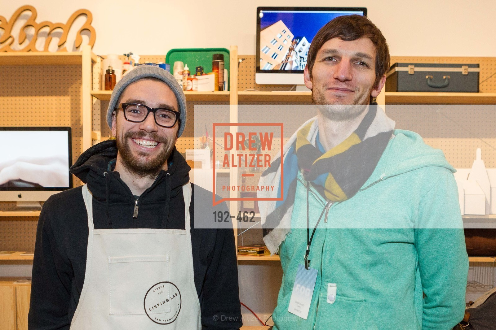 Blake Stevenson, Aaron Harvey, FOG Design + Art Designers Forum Preview, US. Fort Mason Festival Pavilion, January 15th, 2014,Drew Altizer, Drew Altizer Photography, full-service agency, private events, San Francisco photographer, photographer california
