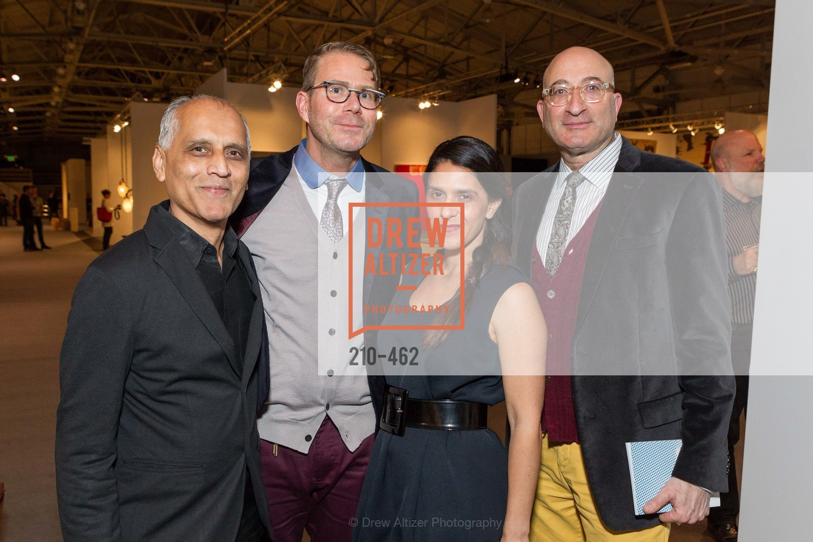 Zahid Sadar, Kevin Grawey, Claudia Mahecha, Alan Deal, FOG Design + Art Designers Forum Preview, US. Fort Mason Festival Pavilion, January 15th, 2014,Drew Altizer, Drew Altizer Photography, full-service agency, private events, San Francisco photographer, photographer california