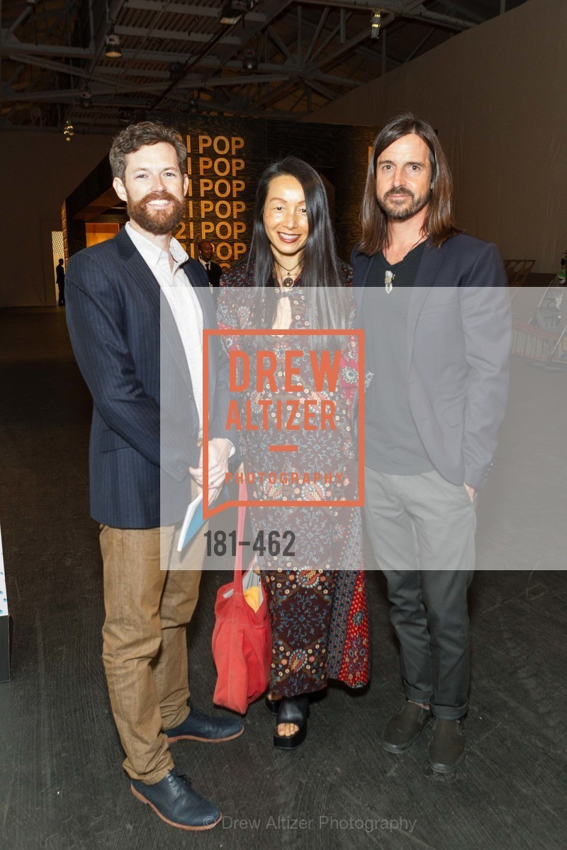 Thomas Ryan, Cathy Liu, Craig Steely, FOG Design + Art Designers Forum Preview, US. Fort Mason Festival Pavilion, January 15th, 2014,Drew Altizer, Drew Altizer Photography, full-service agency, private events, San Francisco photographer, photographer california