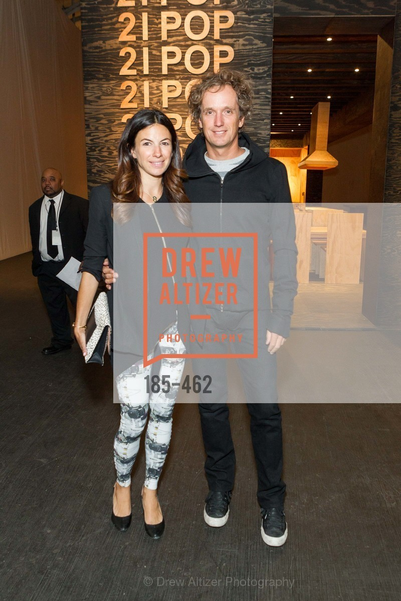 Sabrina Buell, Yves Behar, FOG Design + Art Designers Forum Preview, US. Fort Mason Festival Pavilion, January 15th, 2014,Drew Altizer, Drew Altizer Photography, full-service event agency, private events, San Francisco photographer, photographer California