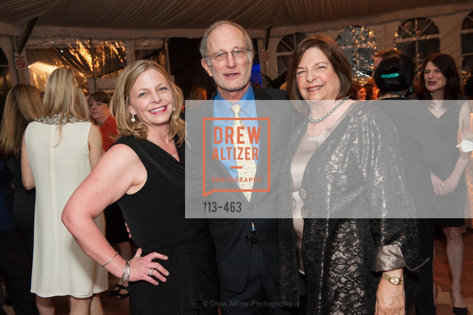Melissa McKinley, Jeffrey Golden, Colleen Norton, UCSF Nina Ireland Program for Lung Health Dinner, US. The Terrace Room, The Ritz-Carlton Hotel, January 15th, 2014,Drew Altizer, Drew Altizer Photography, full-service agency, private events, San Francisco photographer, photographer california