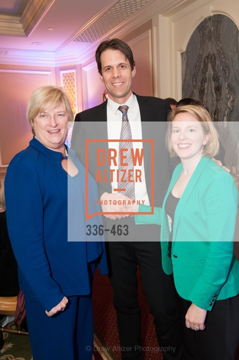 Jude Bedell, Hal Collard, Meredith Rosin, UCSF Nina Ireland Program for Lung Health Dinner, US. The Terrace Room, The Ritz-Carlton Hotel, January 15th, 2014,Drew Altizer, Drew Altizer Photography, full-service agency, private events, San Francisco photographer, photographer california