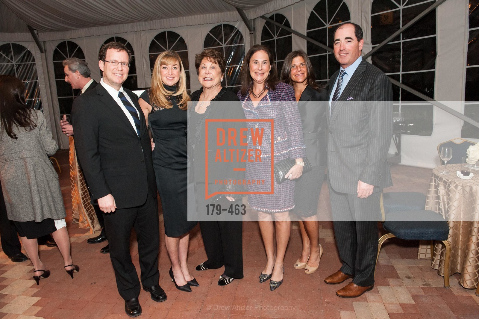 Andy Barish, Kathy Barish, Joelle Benioff, Julie Young, Mary Rockman, David Rockman, UCSF Nina Ireland Program for Lung Health Dinner, US. The Terrace Room, The Ritz-Carlton Hotel, January 15th, 2014,Drew Altizer, Drew Altizer Photography, full-service agency, private events, San Francisco photographer, photographer california