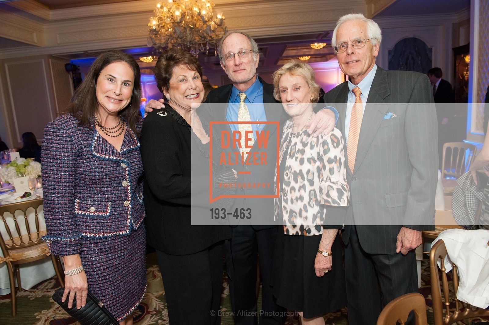 Julie Young, Joelle Benioff, Jeffrey Golden, Nancy Bechtle, Joachim Bechtle, UCSF Nina Ireland Program for Lung Health Dinner, US. The Terrace Room, The Ritz-Carlton Hotel, January 15th, 2014,Drew Altizer, Drew Altizer Photography, full-service agency, private events, San Francisco photographer, photographer california