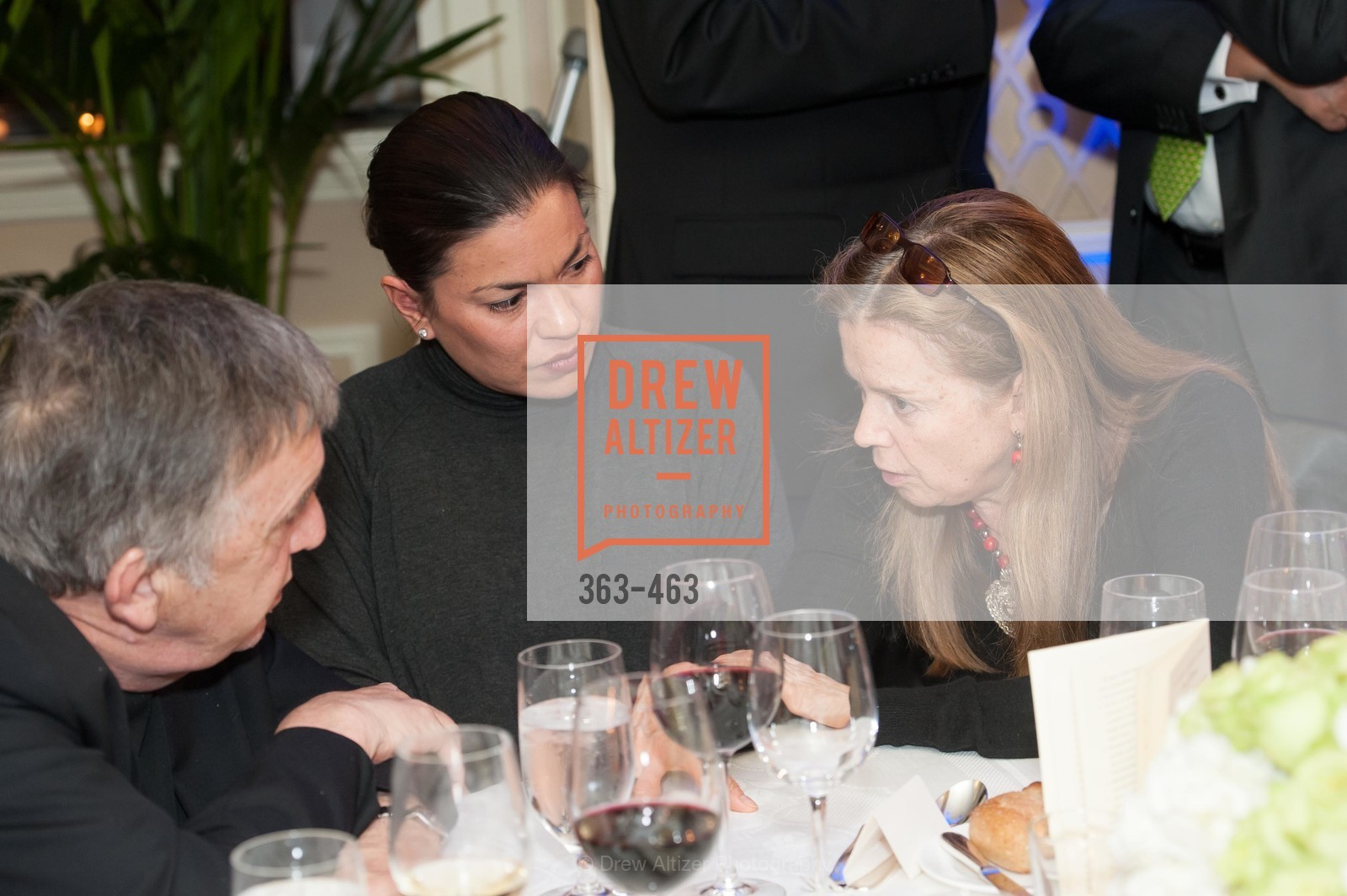 Top Picks, UCSF Nina Ireland Program for Lung Health Dinner, January 15th, 2014, Photo