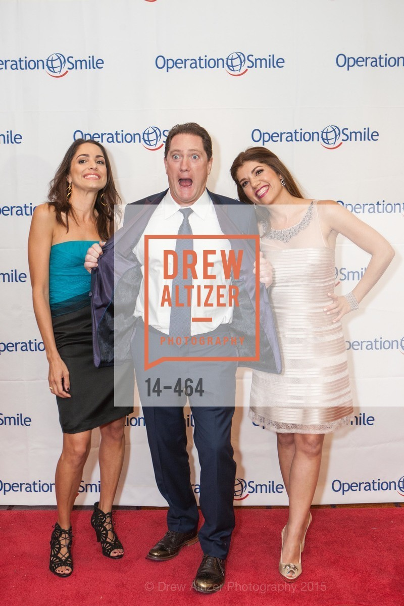 Shirin Aryanpour, Liam Mayclem, Shabnam Farzaneh, Operation Smile Presents THE SAN FRANCISCO 2015 SMILE GALA, InterContinental Hotel, November 7th, 2015,Drew Altizer, Drew Altizer Photography, full-service agency, private events, San Francisco photographer, photographer california