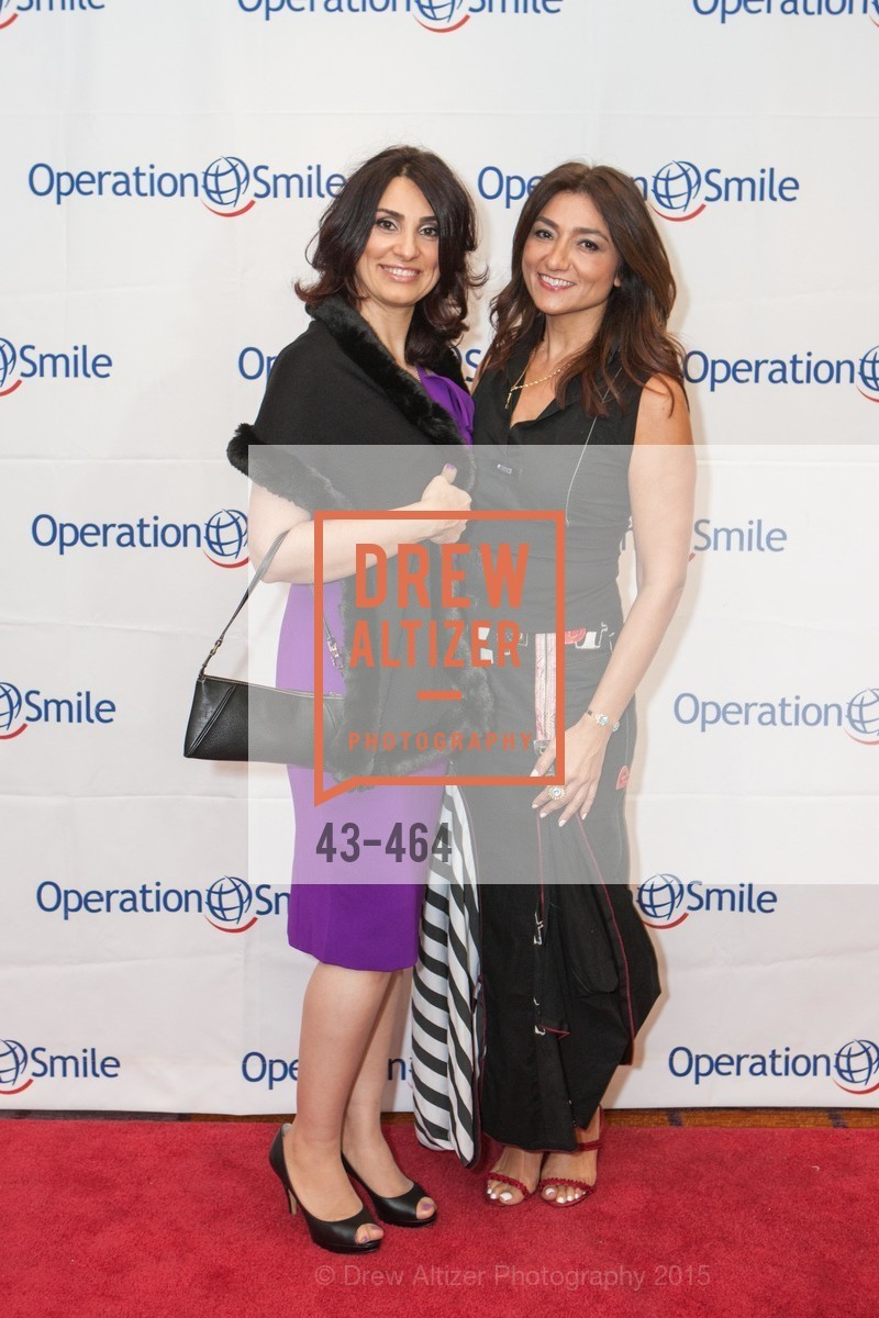 Marjan Noroozi, Lyla Turkbadeh, Operation Smile Presents THE SAN FRANCISCO 2015 SMILE GALA, InterContinental Hotel, November 7th, 2015,Drew Altizer, Drew Altizer Photography, full-service agency, private events, San Francisco photographer, photographer california