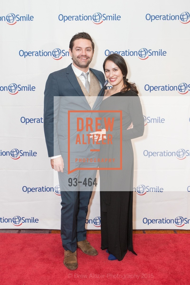 Nick Byrd, Molly Chapa, Operation Smile Presents THE SAN FRANCISCO 2015 SMILE GALA, InterContinental Hotel, November 7th, 2015,Drew Altizer, Drew Altizer Photography, full-service event agency, private events, San Francisco photographer, photographer California