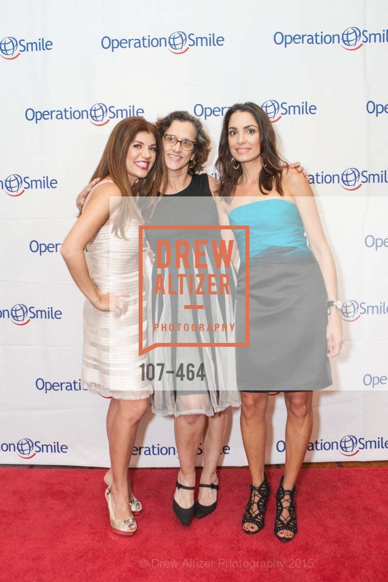 Shabnam Farzaneh, Ruth Kaiser, Shirin Aryanpour, Operation Smile Presents THE SAN FRANCISCO 2015 SMILE GALA, InterContinental Hotel, November 7th, 2015,Drew Altizer, Drew Altizer Photography, full-service agency, private events, San Francisco photographer, photographer california