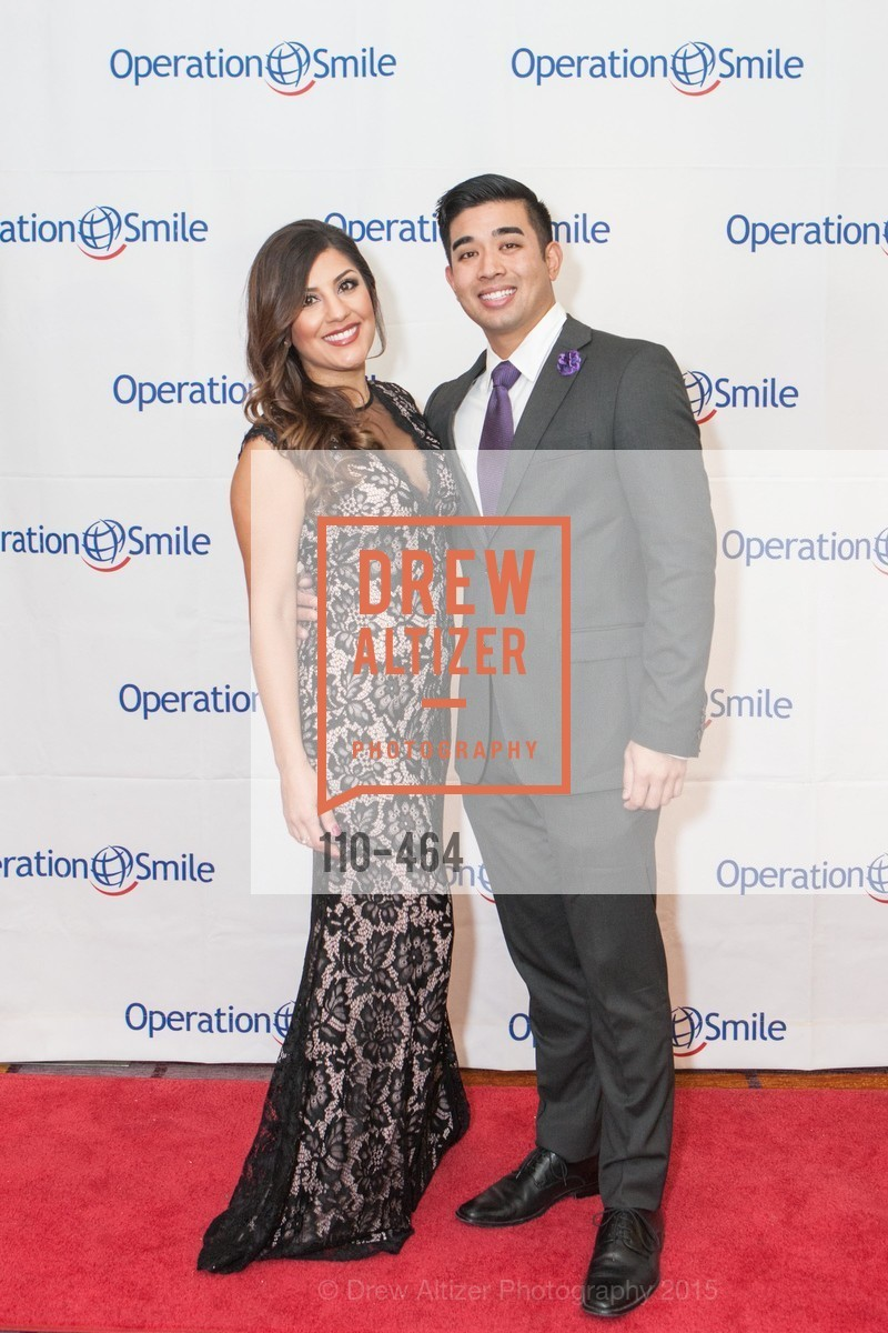 Monica Huertas, Brian Baliwas, Operation Smile Presents THE SAN FRANCISCO 2015 SMILE GALA, InterContinental Hotel, November 7th, 2015,Drew Altizer, Drew Altizer Photography, full-service agency, private events, San Francisco photographer, photographer california