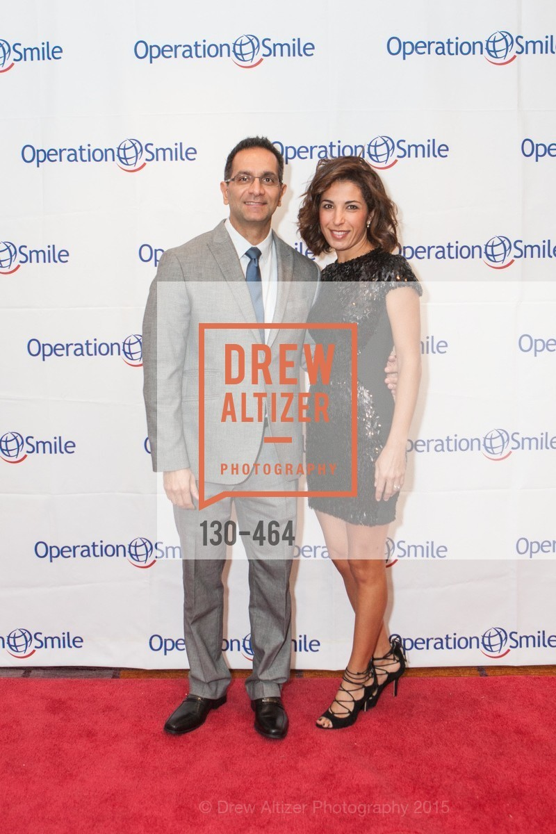 Fahid Feid, Panaz Feid, Operation Smile Presents THE SAN FRANCISCO 2015 SMILE GALA, InterContinental Hotel, November 7th, 2015,Drew Altizer, Drew Altizer Photography, full-service event agency, private events, San Francisco photographer, photographer California