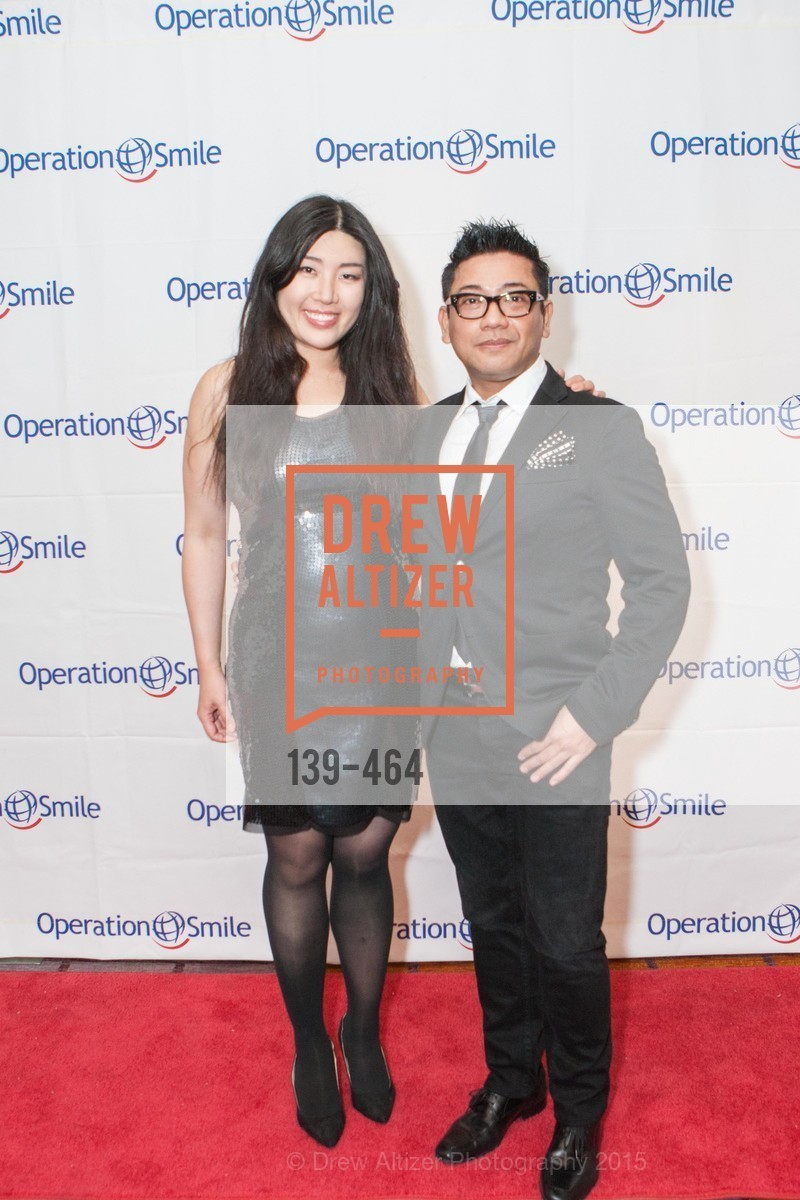 Amanda Cheng, Oliver Fernandez, Operation Smile Presents THE SAN FRANCISCO 2015 SMILE GALA, InterContinental Hotel, November 7th, 2015,Drew Altizer, Drew Altizer Photography, full-service agency, private events, San Francisco photographer, photographer california