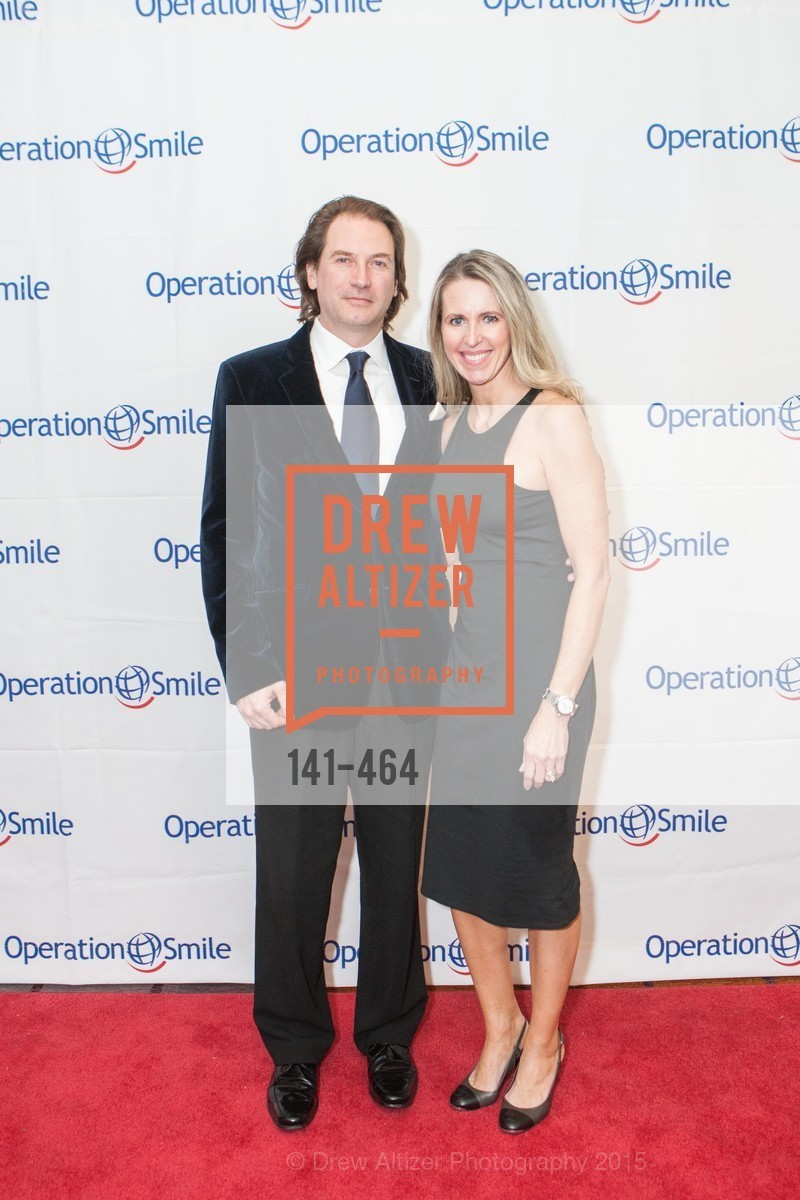 Rip Gerber, Audrey Gerber, Operation Smile Presents THE SAN FRANCISCO 2015 SMILE GALA, InterContinental Hotel, November 7th, 2015,Drew Altizer, Drew Altizer Photography, full-service agency, private events, San Francisco photographer, photographer california