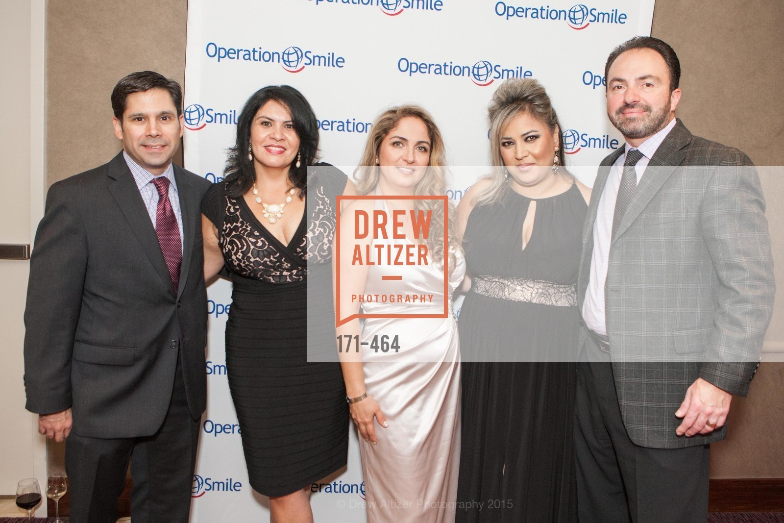Gary Barrera, Fiorella Barrera, Nilou Ipaktchi, Fred Ipaktchi, Operation Smile Presents THE SAN FRANCISCO 2015 SMILE GALA, InterContinental Hotel, November 7th, 2015,Drew Altizer, Drew Altizer Photography, full-service agency, private events, San Francisco photographer, photographer california