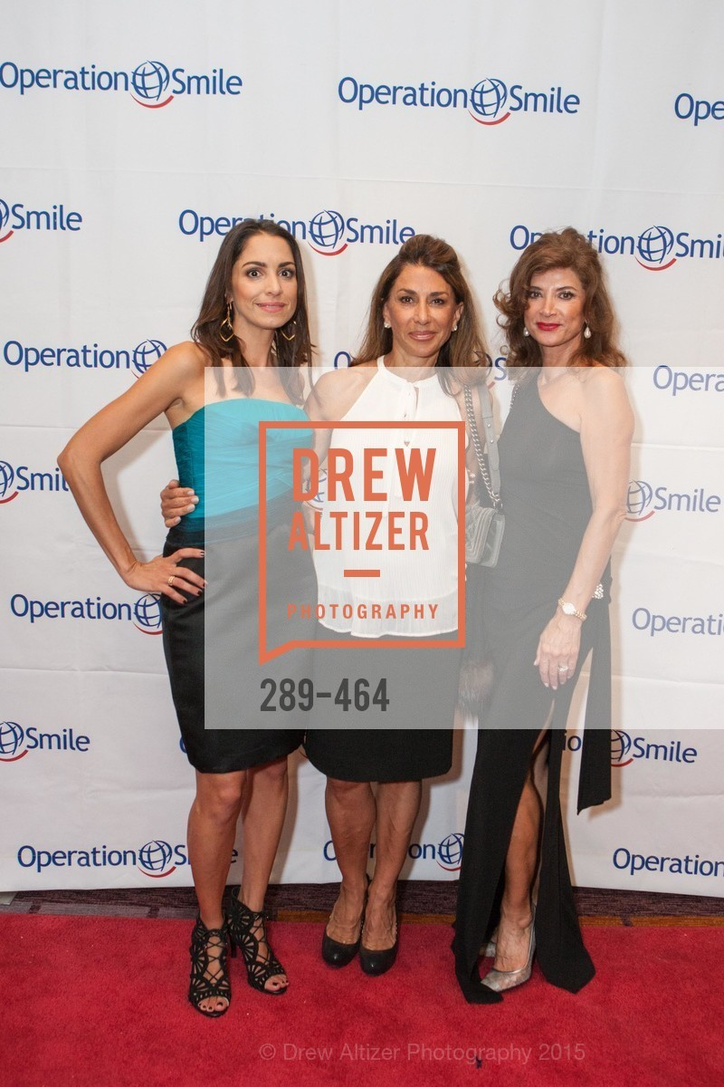 Shirin Aryanpour, Afie Royo, Shahla Fry, Operation Smile Presents THE SAN FRANCISCO 2015 SMILE GALA, InterContinental Hotel, November 7th, 2015,Drew Altizer, Drew Altizer Photography, full-service agency, private events, San Francisco photographer, photographer california