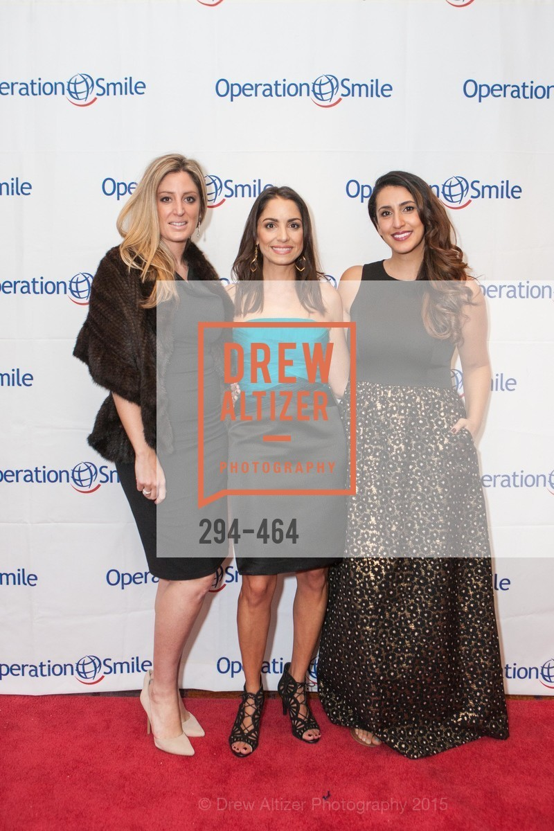 Parisa O'Connell, Shirin Aryanpour, Sara Agah Franti, Operation Smile Presents THE SAN FRANCISCO 2015 SMILE GALA, InterContinental Hotel, November 7th, 2015,Drew Altizer, Drew Altizer Photography, full-service agency, private events, San Francisco photographer, photographer california