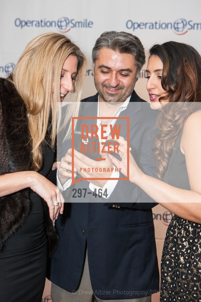 Parisa O'Connell, Hooman Khalili, Sara Agah Franti, Operation Smile Presents THE SAN FRANCISCO 2015 SMILE GALA, InterContinental Hotel, November 7th, 2015,Drew Altizer, Drew Altizer Photography, full-service agency, private events, San Francisco photographer, photographer california