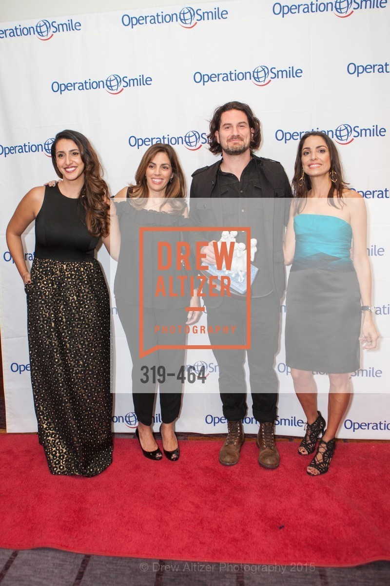 Sara Agah Franti, Lisa Lori, Matt Nathanson, Shirin Aryanpour, Operation Smile Presents THE SAN FRANCISCO 2015 SMILE GALA, InterContinental Hotel, November 7th, 2015