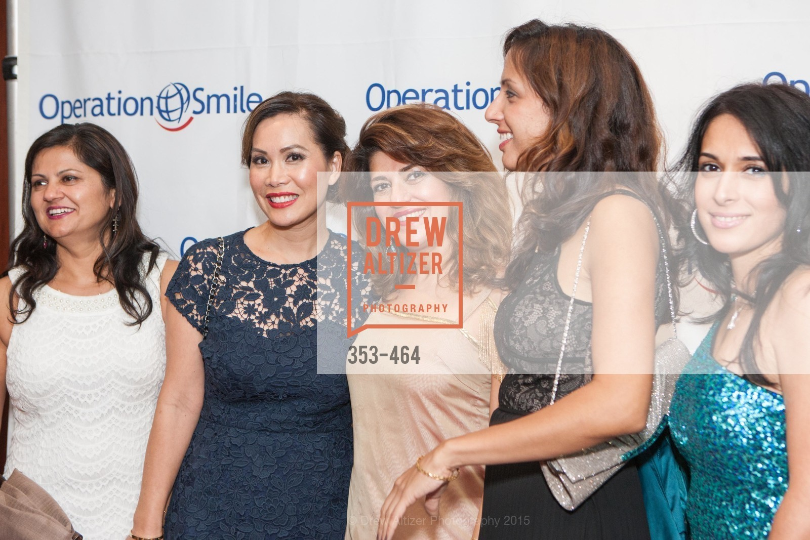 Step & Repeat, Operation Smile Presents THE SAN FRANCISCO 2015 SMILE GALA, November 7th, 2015, Photo,Drew Altizer, Drew Altizer Photography, full-service agency, private events, San Francisco photographer, photographer california