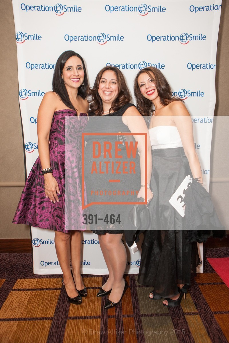 Ali Oromchian, Noyan Aynechi, Reem Stephanos, Operation Smile Presents THE SAN FRANCISCO 2015 SMILE GALA, InterContinental Hotel, November 7th, 2015,Drew Altizer, Drew Altizer Photography, full-service agency, private events, San Francisco photographer, photographer california