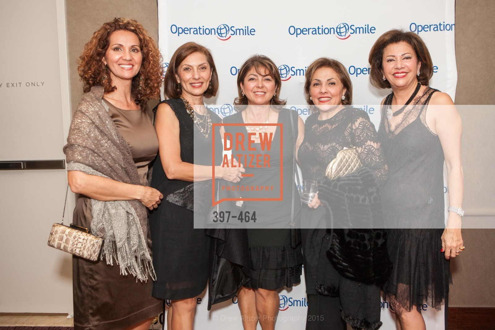 Mozdeh Saleh, Susan Rajabi, Salma Khayami, Operation Smile Presents THE SAN FRANCISCO 2015 SMILE GALA, InterContinental Hotel, November 7th, 2015,Drew Altizer, Drew Altizer Photography, full-service agency, private events, San Francisco photographer, photographer california
