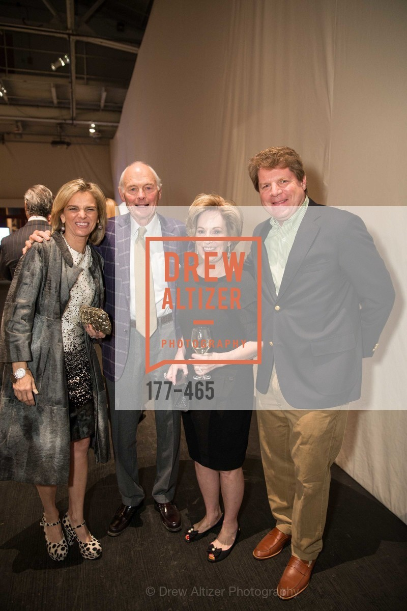 Leight Matthes, Preston Butcher, Carolyn Butcher, Bill Matthes, FOG Design + Art Preview Gala, US. US, January 16th, 2014,Drew Altizer, Drew Altizer Photography, full-service event agency, private events, San Francisco photographer, photographer California