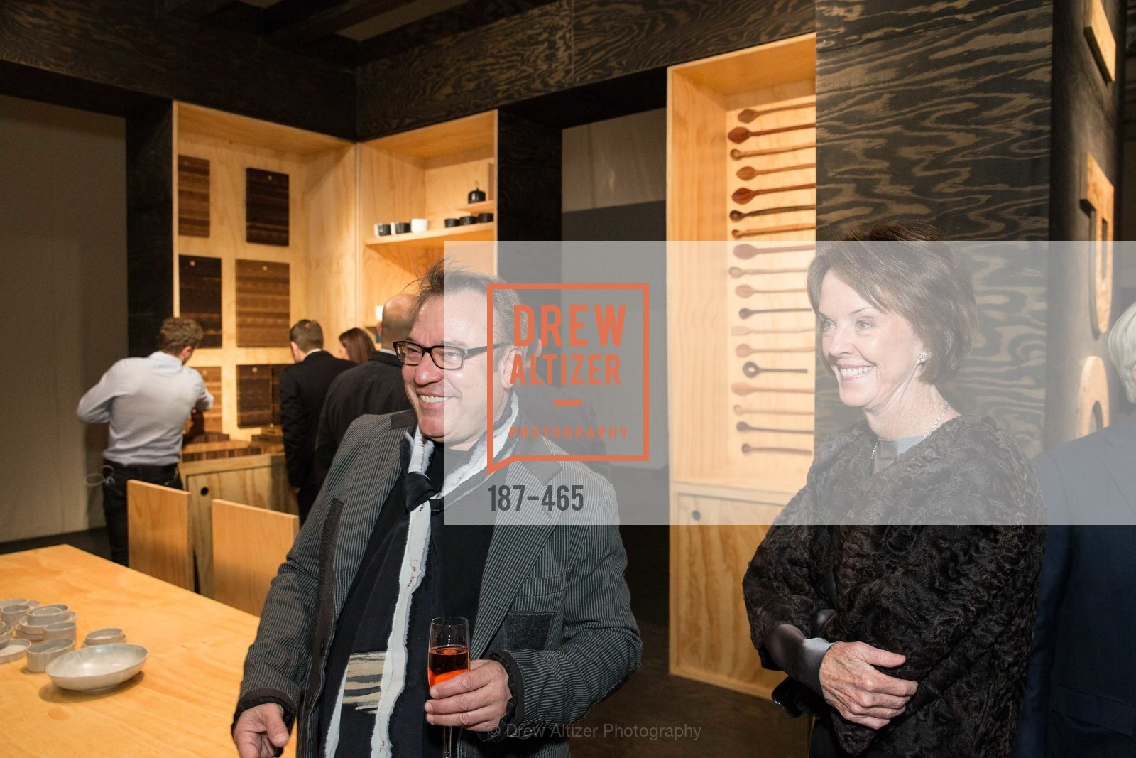 Stanlee Gatti, Helen Schwab, FOG Design + Art Preview Gala, US. US, January 16th, 2014,Drew Altizer, Drew Altizer Photography, full-service agency, private events, San Francisco photographer, photographer california