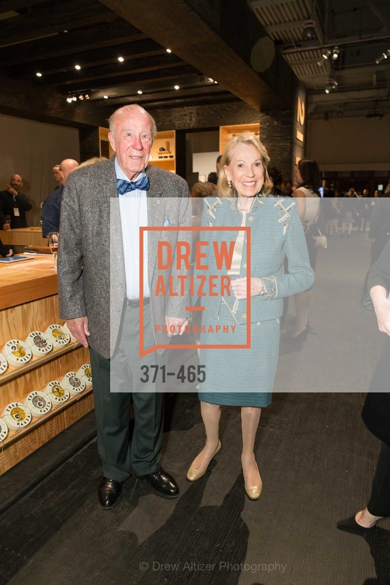 George Shultz, Charlotte Shultz, FOG Design + Art Preview Gala, US. US, January 16th, 2014,Drew Altizer, Drew Altizer Photography, full-service agency, private events, San Francisco photographer, photographer california