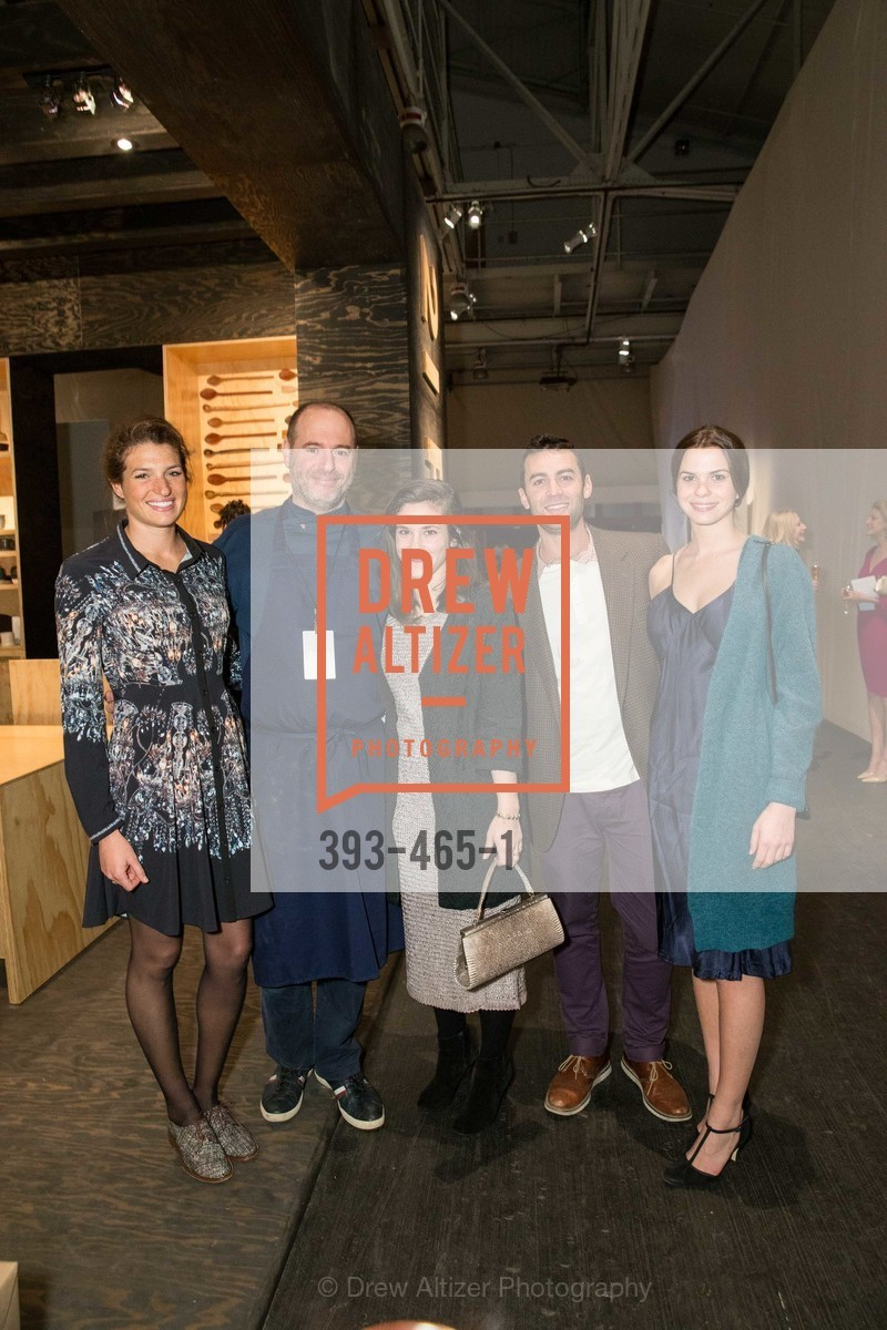 Lexie Fisher, Michael Tusk, Tessa Perliss, Zander Lehmann, Emma Fisher, FOG Design + Art Preview Gala, US. US, January 16th, 2014,Drew Altizer, Drew Altizer Photography, full-service agency, private events, San Francisco photographer, photographer california
