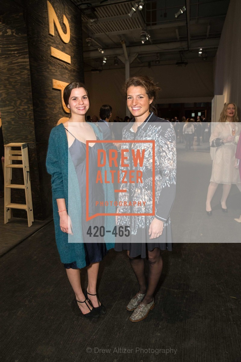 Emma Fisher, Lexie Fisher, FOG Design + Art Preview Gala, US. US, January 16th, 2014,Drew Altizer, Drew Altizer Photography, full-service agency, private events, San Francisco photographer, photographer california