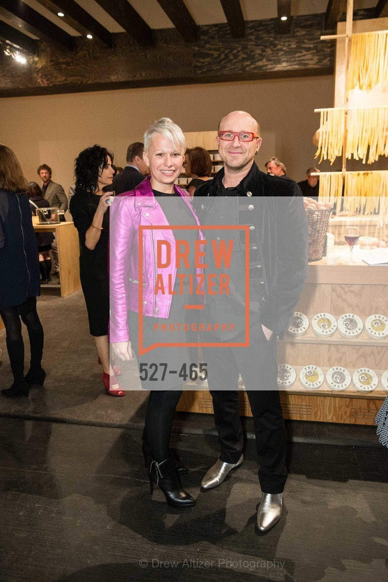 Carissa Barrett, Mattia Verzella, FOG Design + Art Preview Gala, US. US, January 16th, 2014,Drew Altizer, Drew Altizer Photography, full-service agency, private events, San Francisco photographer, photographer california
