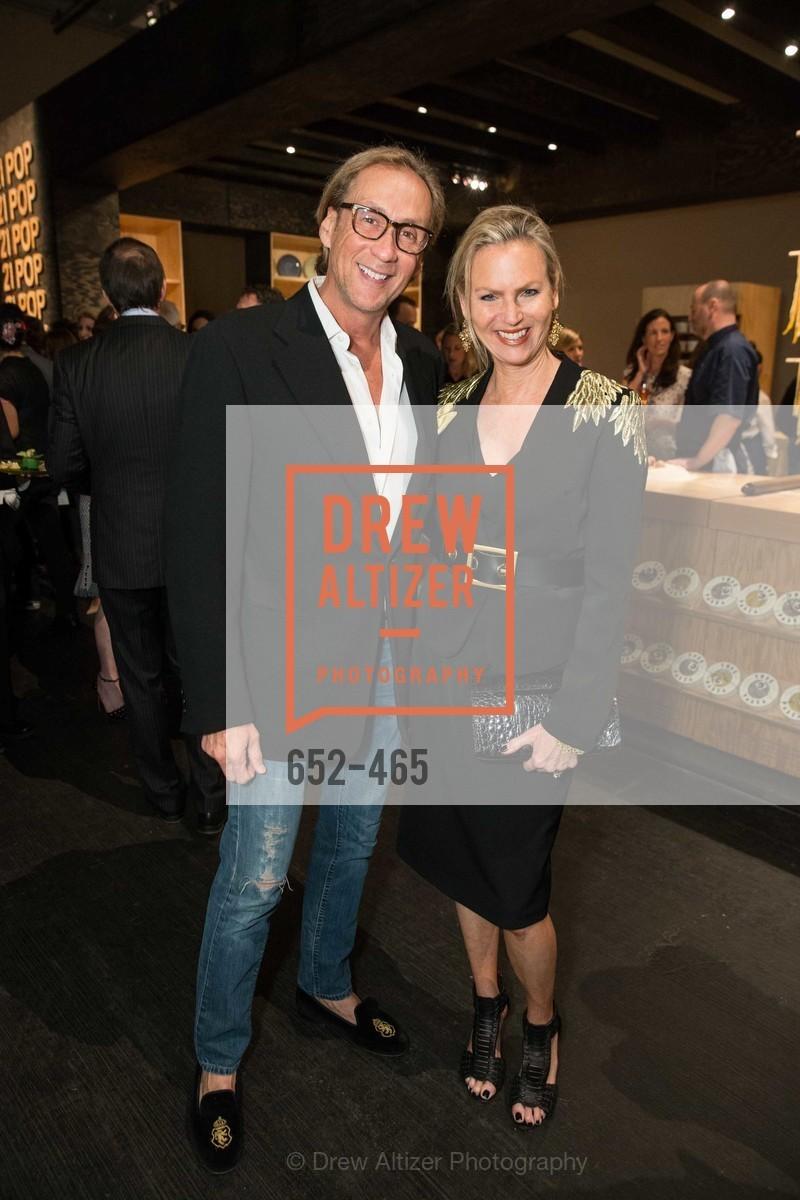Ned Mobley, Brenda Mickel, FOG Design + Art Preview Gala, US. US, January 16th, 2014