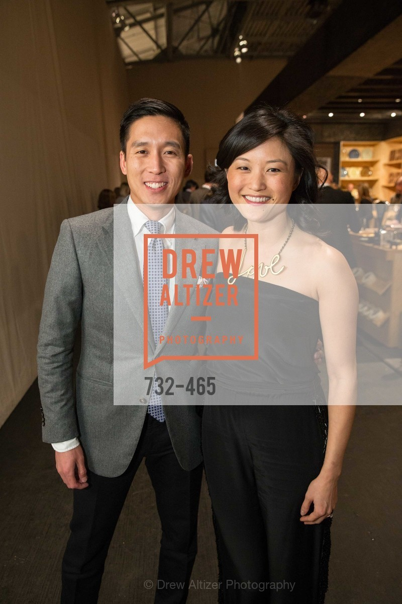 Brian Kwong, Catherine Kwong, FOG Design + Art Preview Gala, US. US, January 16th, 2014,Drew Altizer, Drew Altizer Photography, full-service agency, private events, San Francisco photographer, photographer california