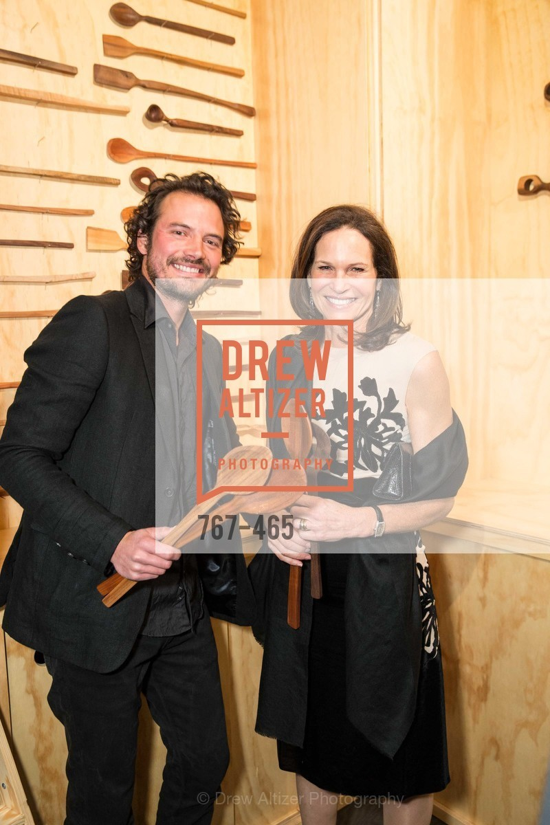 Joshua Duthie, Randi Fisher, FOG Design + Art Preview Gala, US. US, January 16th, 2014,Drew Altizer, Drew Altizer Photography, full-service agency, private events, San Francisco photographer, photographer california