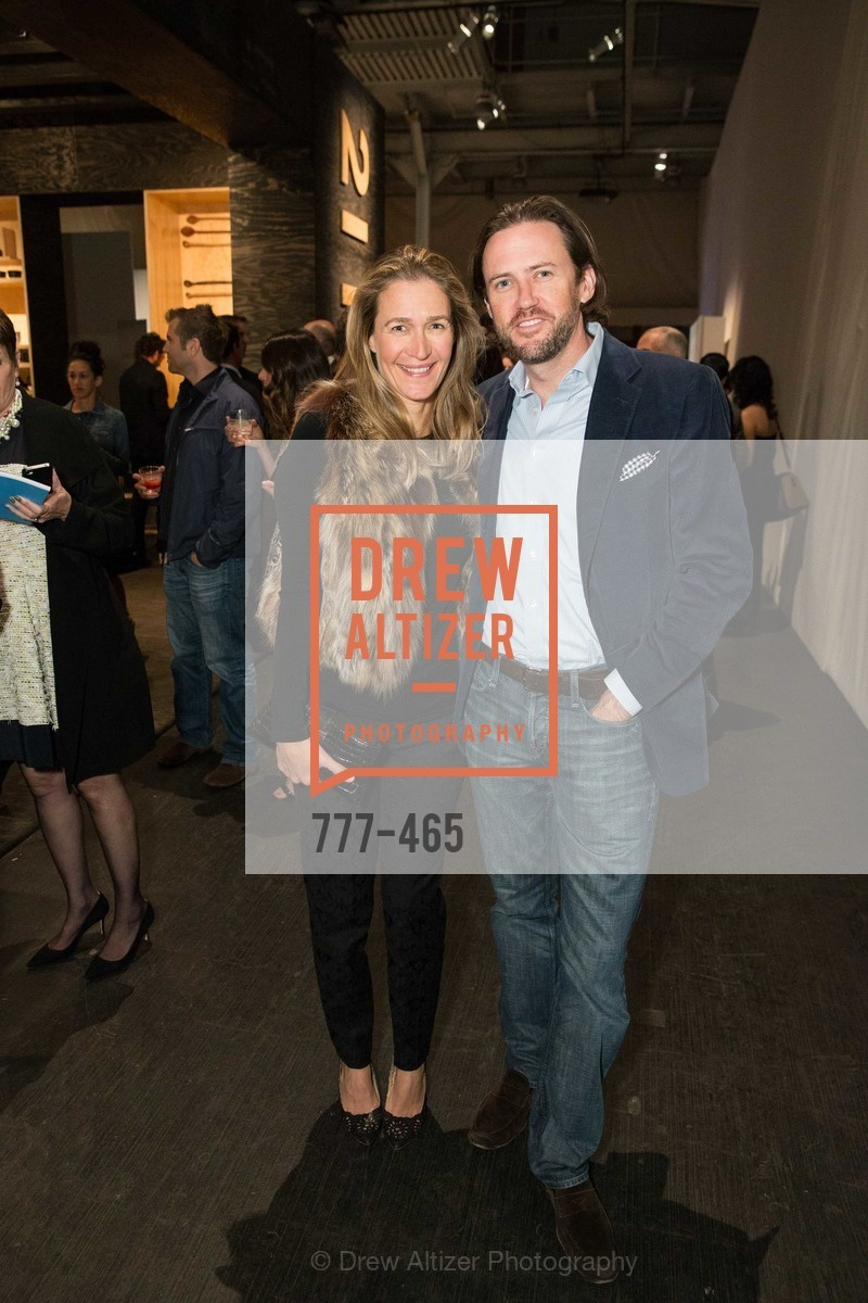 Nina Stanford, Scott Stanford, FOG Design + Art Preview Gala, US. US, January 16th, 2014,Drew Altizer, Drew Altizer Photography, full-service agency, private events, San Francisco photographer, photographer california