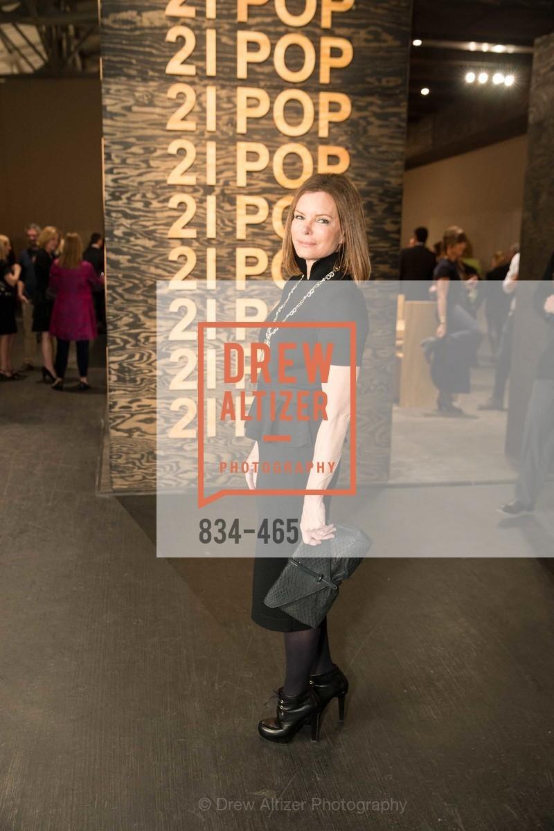 Suzy Kellems Dominik, FOG Design + Art Preview Gala, US. US, January 16th, 2014