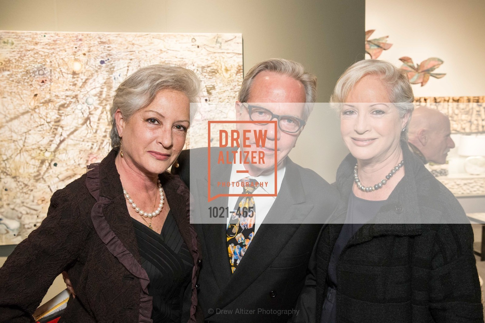 Lynn Sanchez, Dennis Leuer, Laura Leuer, FOG Design + Art Preview Gala, US. US, January 16th, 2014