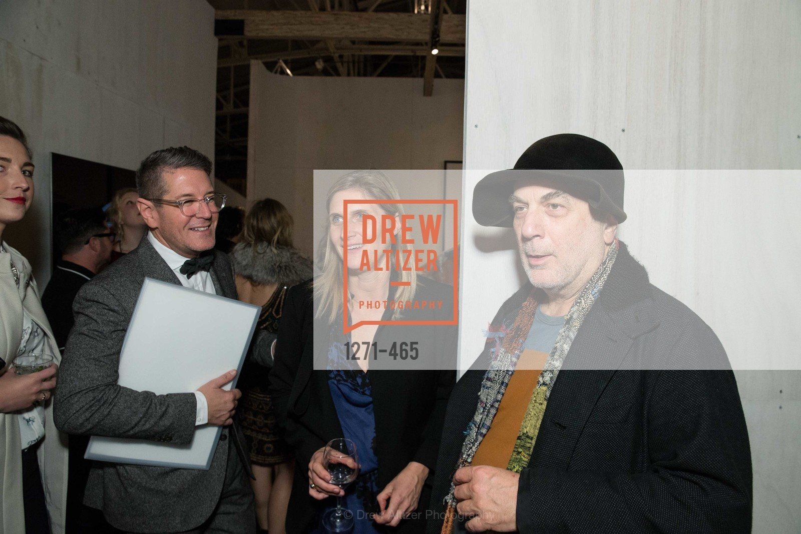 Steven Volpe, Jennifer Dunlop Fletcher, Ron Arad, FOG Design + Art Preview Gala, US. US, January 16th, 2014,Drew Altizer, Drew Altizer Photography, full-service agency, private events, San Francisco photographer, photographer california